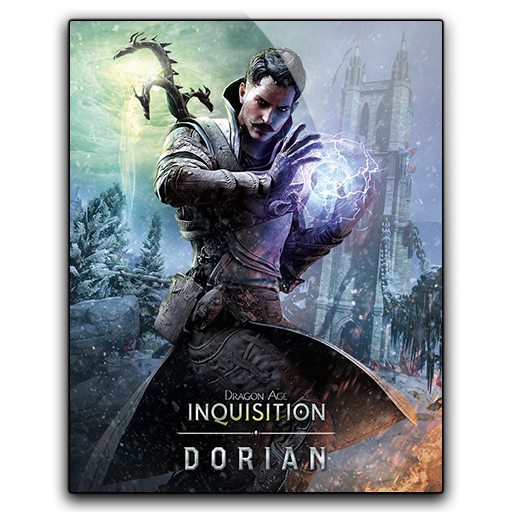 Dragon Age Inquisition v8 by Mugiwara40k