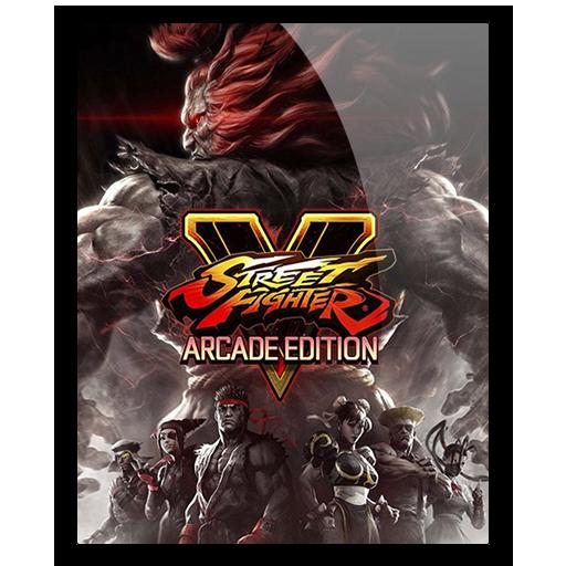 Street Fighter V Arcade Edition by Mugiwara40k