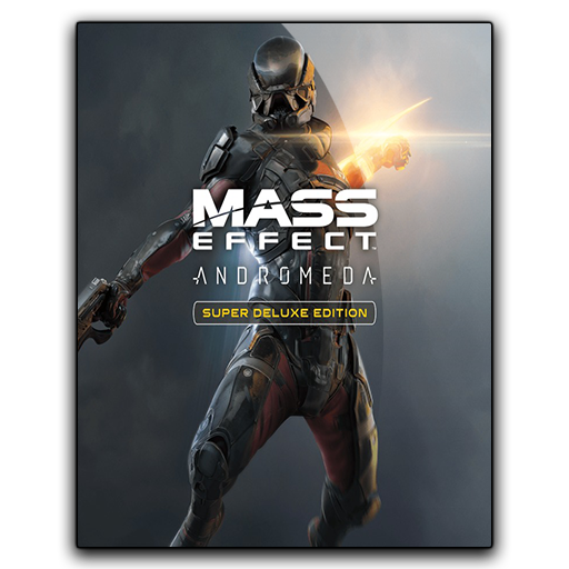 Mass Effect Andromeda Super Deluxe Edition by Mugiwara40k
