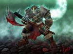 Comission- Crypt Champion