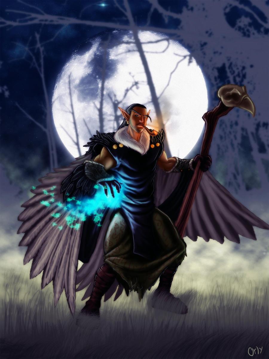 Nerdcast 251- Vulture Druid by b-cesar