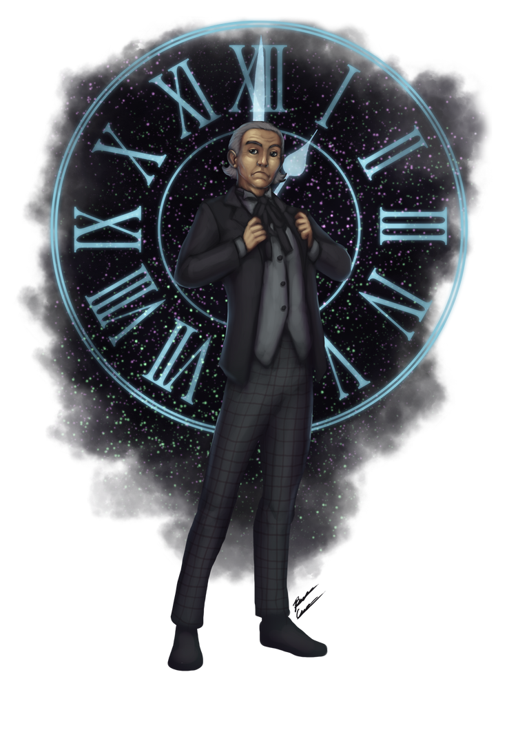 First Doctor William Hartnell by b-cesar