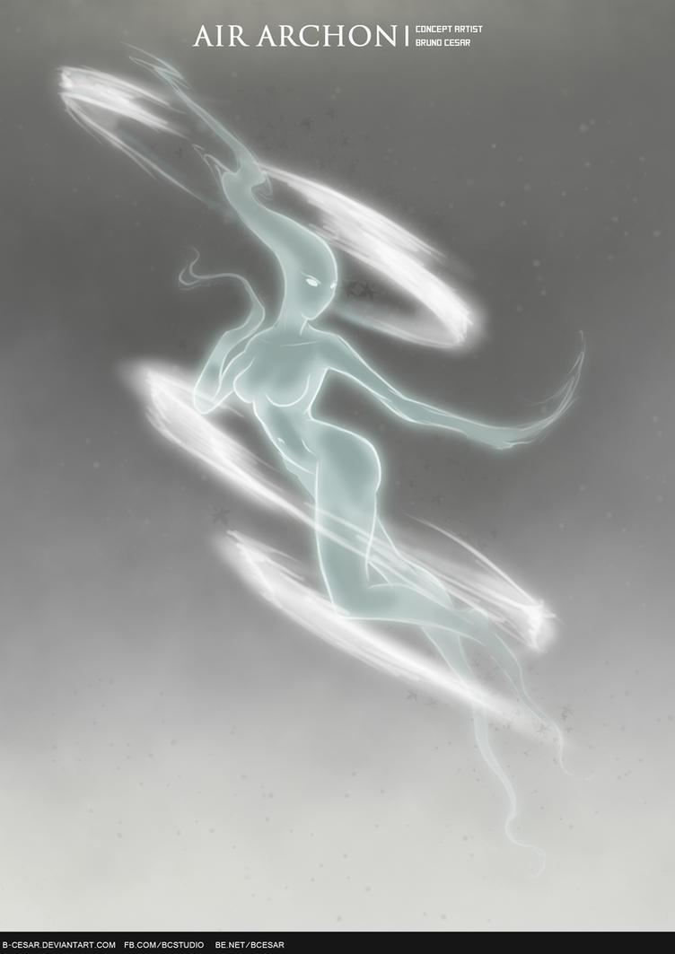 Air Archon by b-cesar