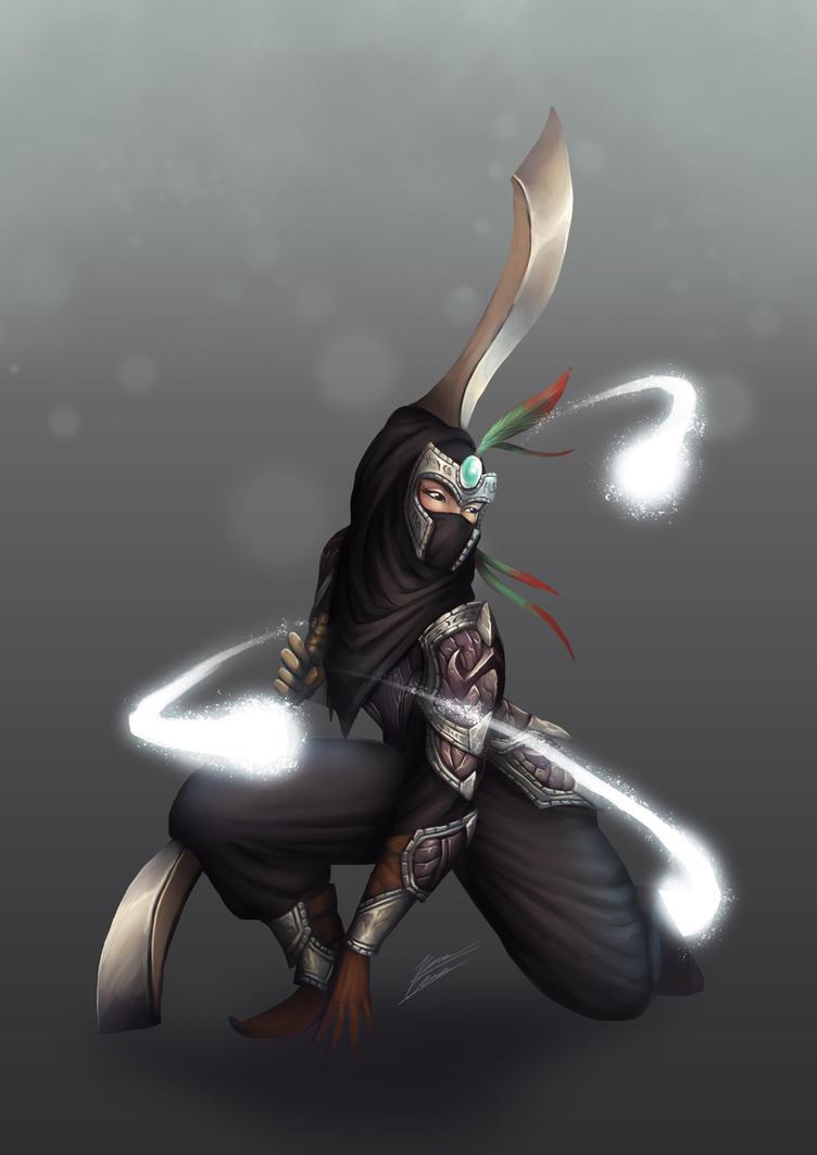 Rikkul by b-cesar