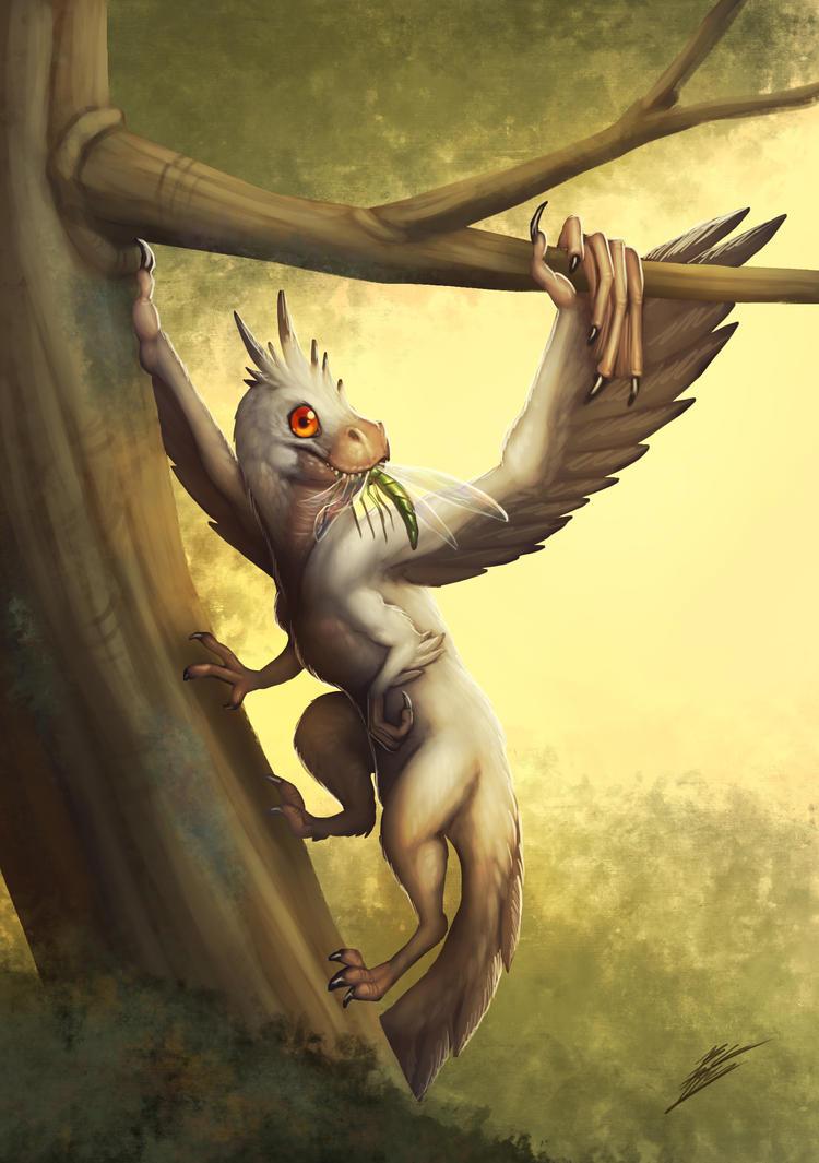 Archeopteropoda by b-cesar