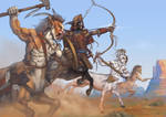 Charge of the centaurs