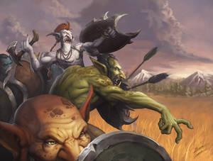 Troll skirmishers