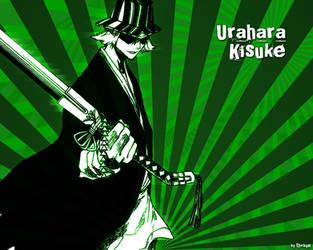 Urahara Kisuke by thokun