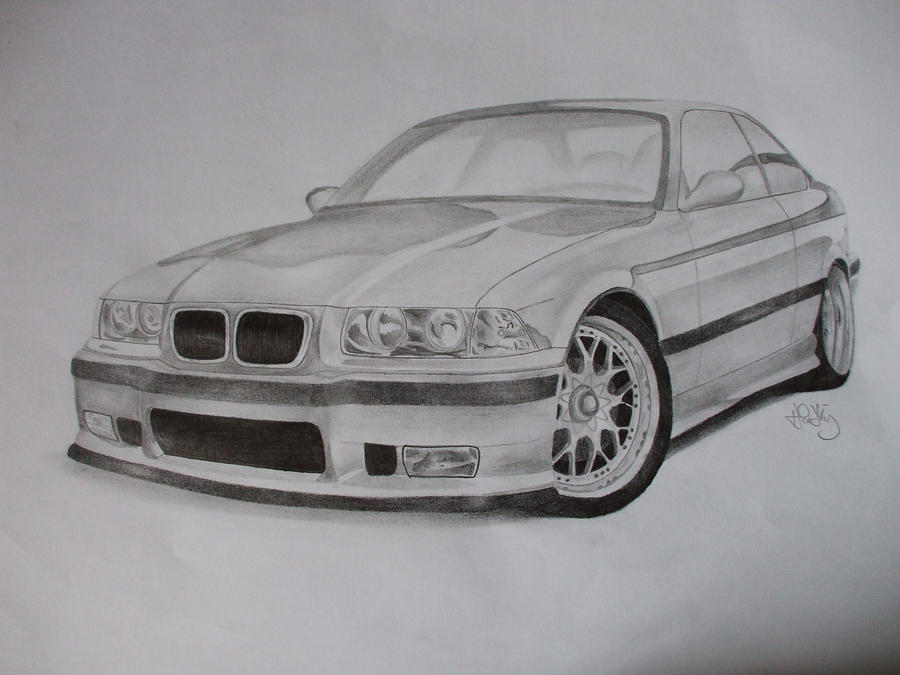 BMW E36 by MishoH
