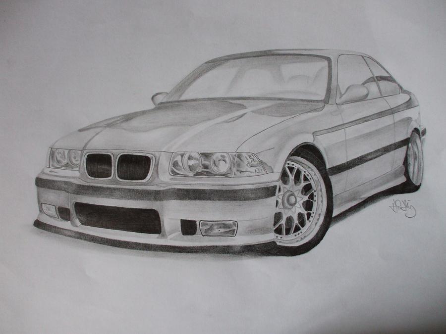 BMW E36 By MishoH On DeviantArt
