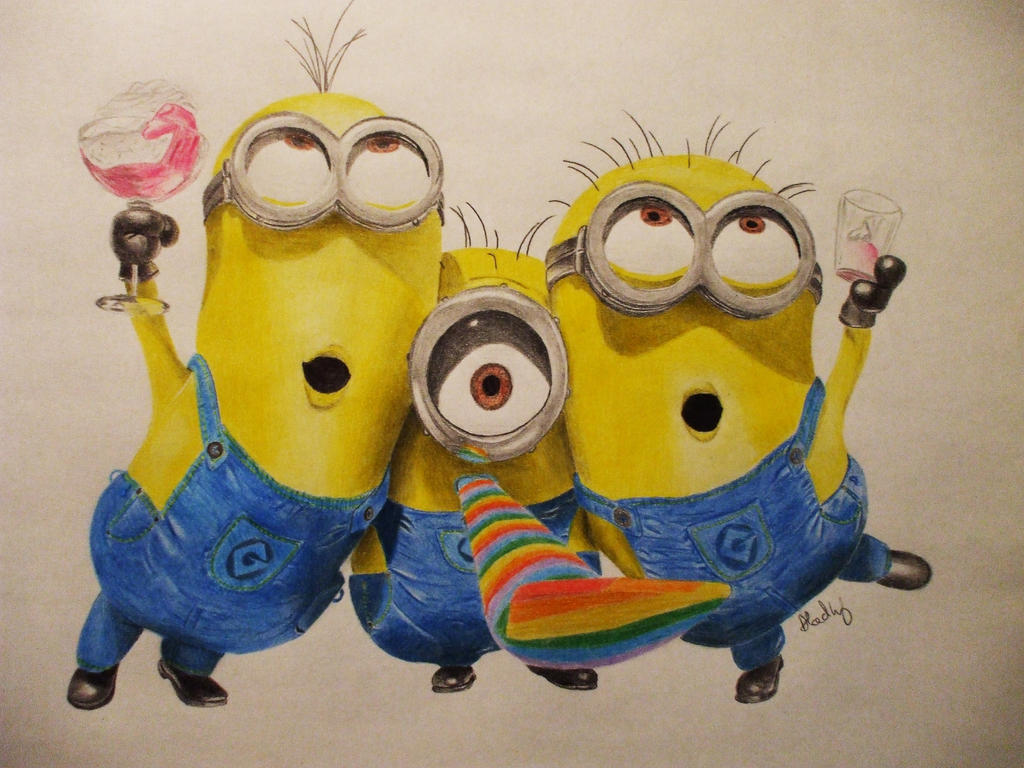 Minions by MishoH