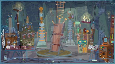 Frankenstein Laboratory