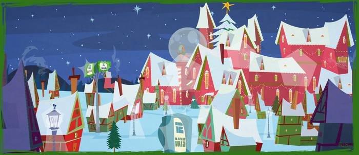 Santa Claus Town