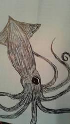 Squid by SkeletonAsh620