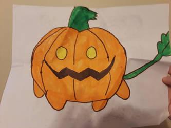 Pumpkin by SkeletonAsh620