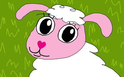 Lady Sheep by SkeletonAsh620
