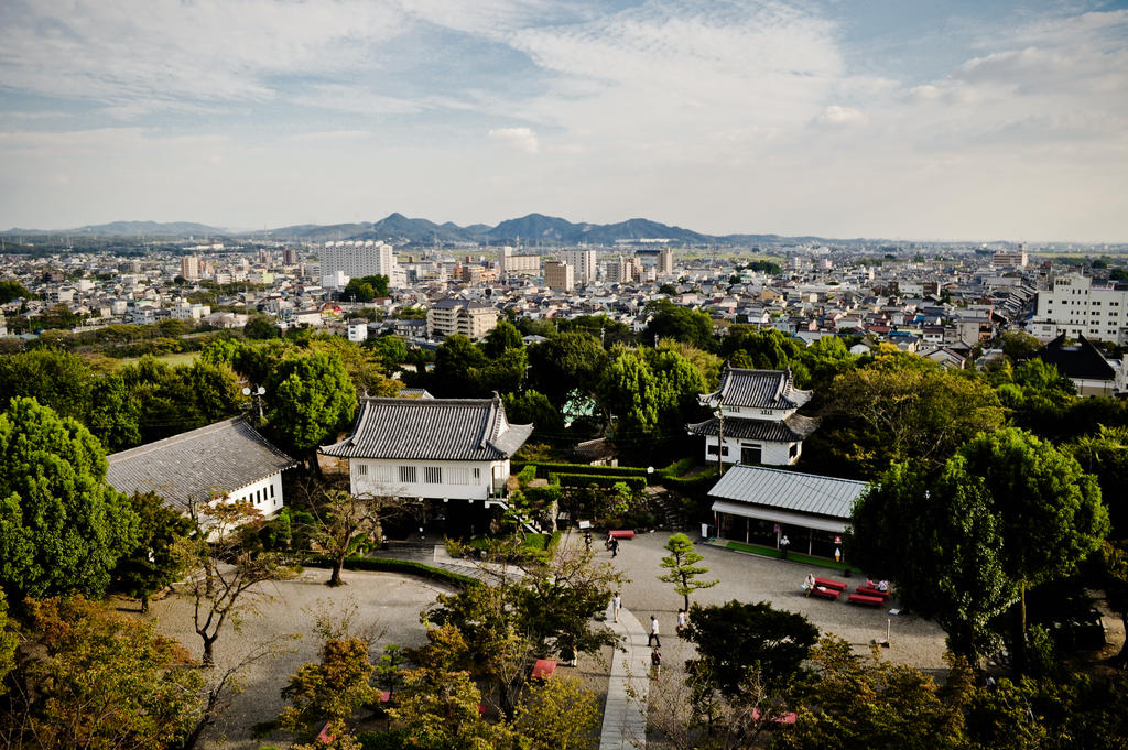 Inuyama by TheEscapistInTokyo