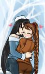 Comm: Robin and Morgana