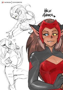 Hey, Adora...