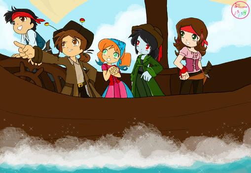 Latino Kaiser Pirates