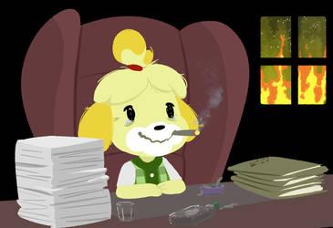 The Mayor Returns by tyokio