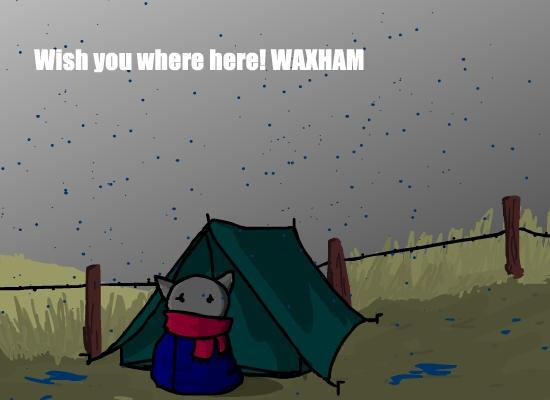 Wish you where here by tyokio