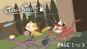 Trash Bandits 1 p 1-3