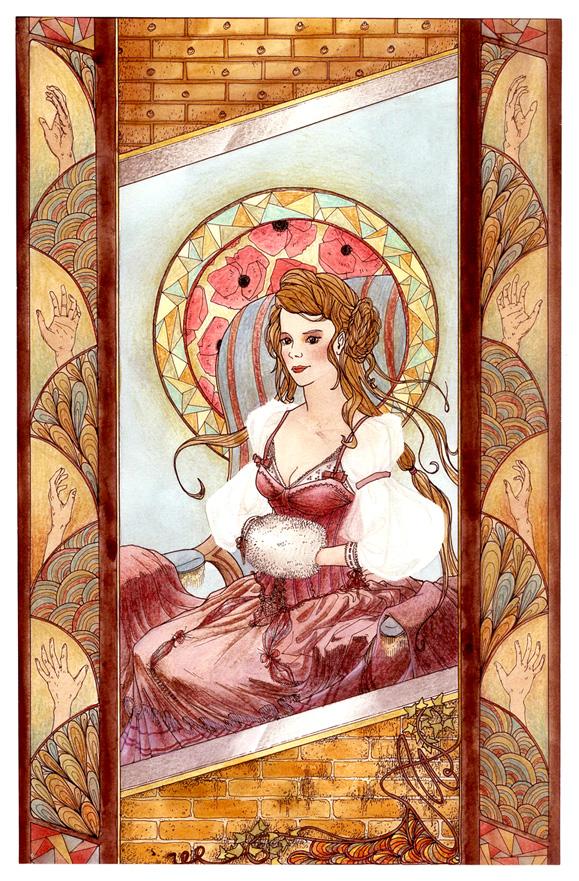 La princesse vous demande by Marfigram