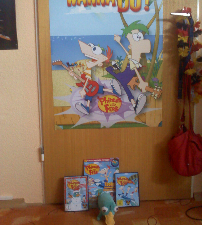My Phineas And Ferb Stuff By PFT-reload On DeviantArt