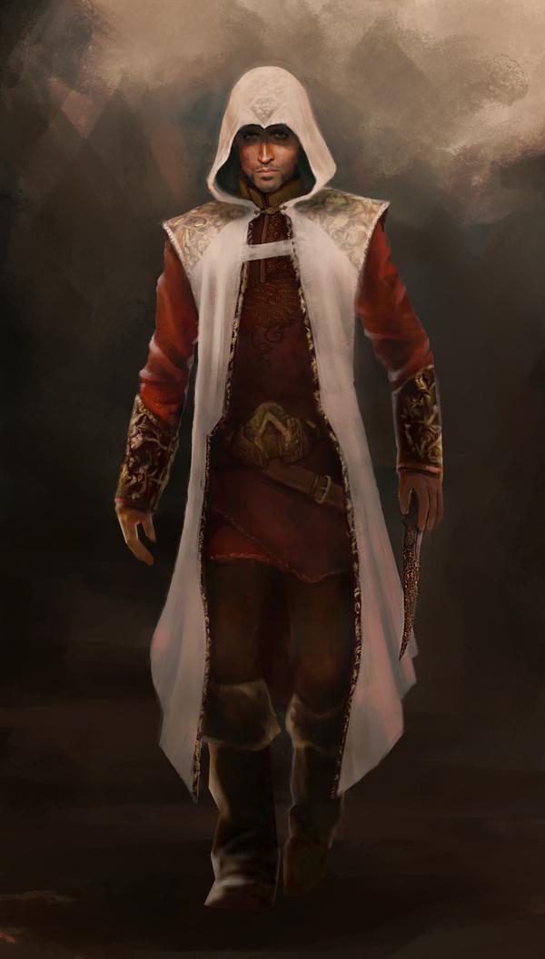 Assassin! by michaeldaviniart