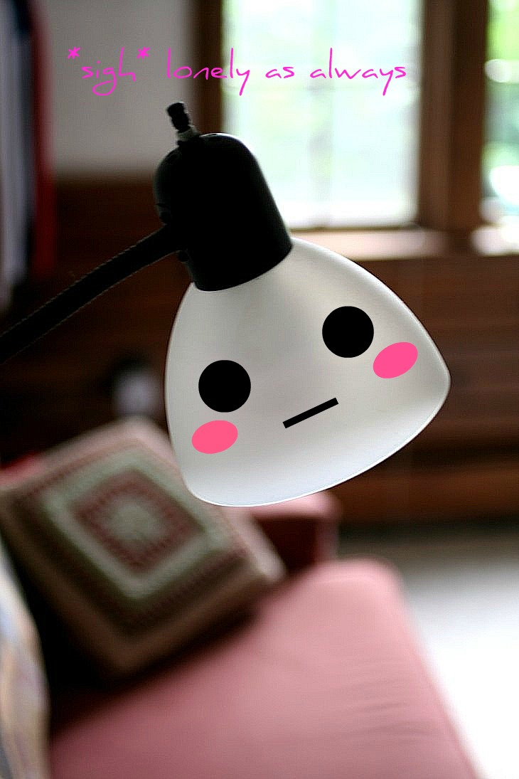 kawaii lamp by danibabyrox14