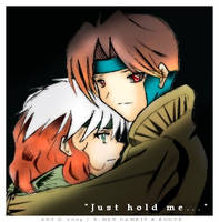 X-Men: 'Just Hold Me' by prongsie