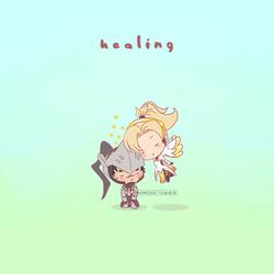 Overwatch: Healing
