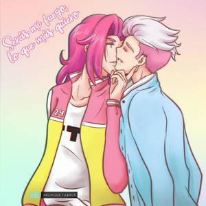 FNAFHS: Pastel Boyfriends