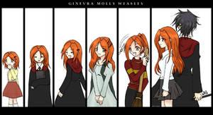 HP: Ginevra M. Weasley