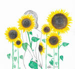 Sunflowers or Respect, Passionate love, Radiance