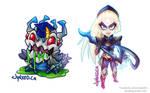 Kog-Maw / Diana | League of Legends