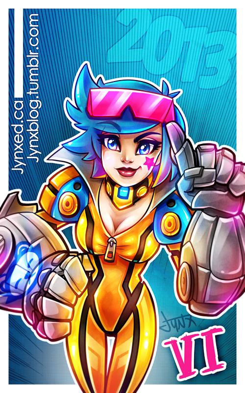 Happy New Year 2013 | Neon Strike Vi by Jynxed-Art on ...