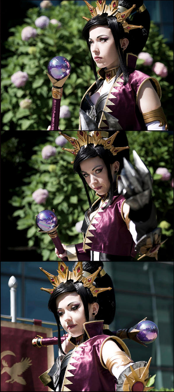 Wizard Cosplay | Diablo III by Jynxed-Art