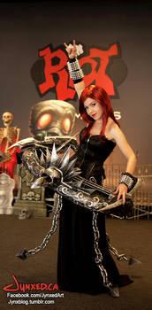 Pentakill Sona Cosplay | League of Legends