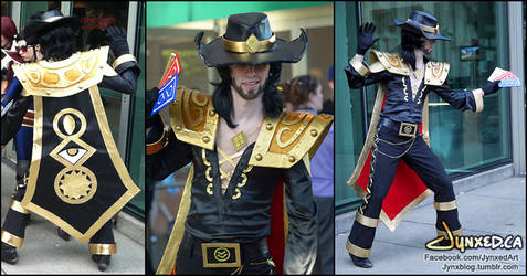 Twisted Fate cosplay | League of Legends