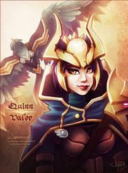 Quinn + Valor | League of Legends