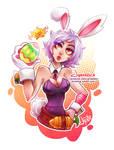 Battle Bunny Riven   League of Legends