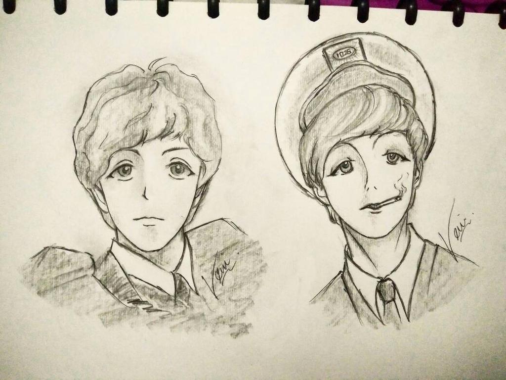 Paul McCartney FanArt By YamadaHaru90