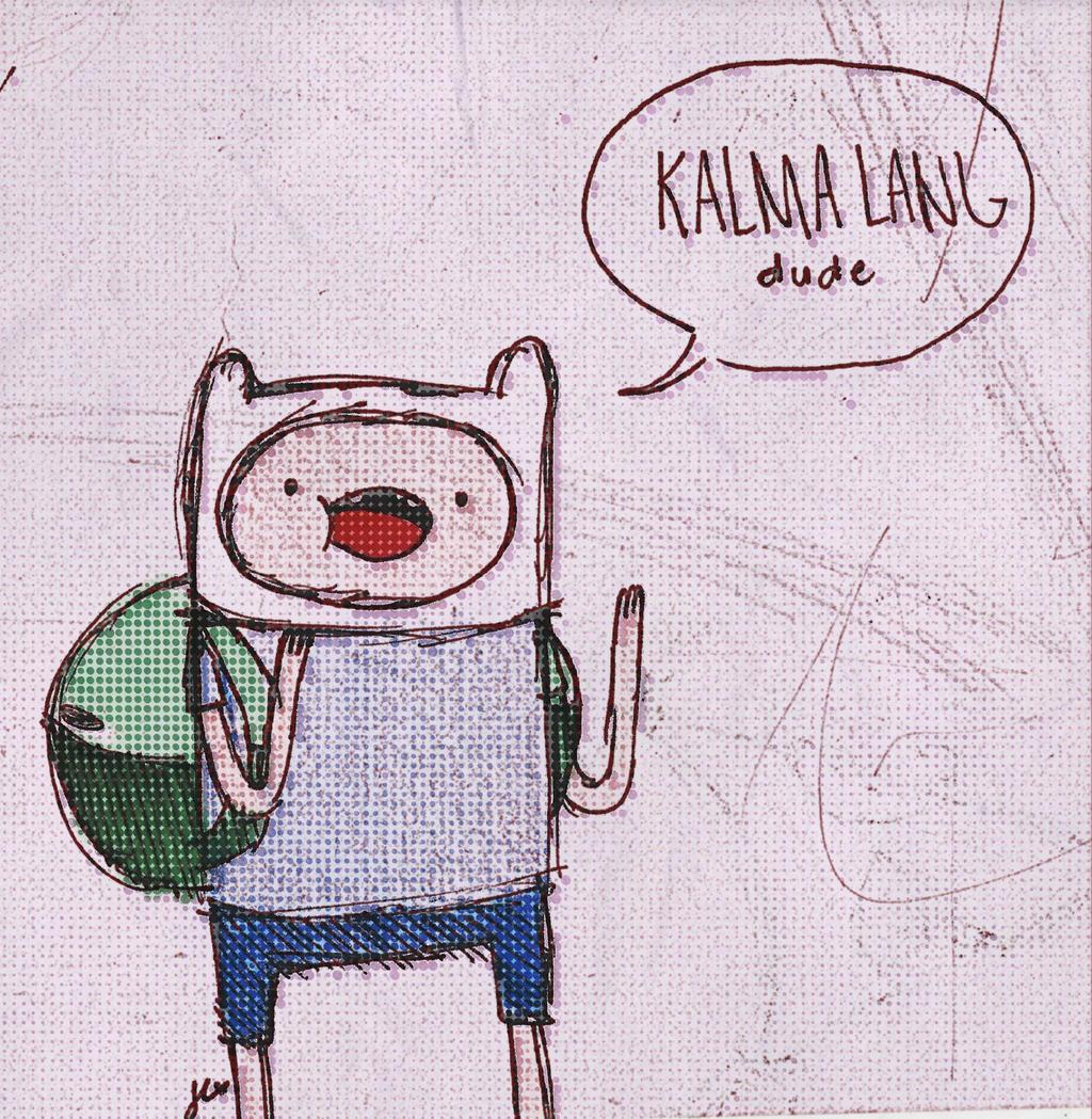 kalma lang! by Jhennica0987654321