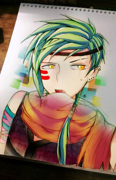 A BOY by Jhennica0987654321