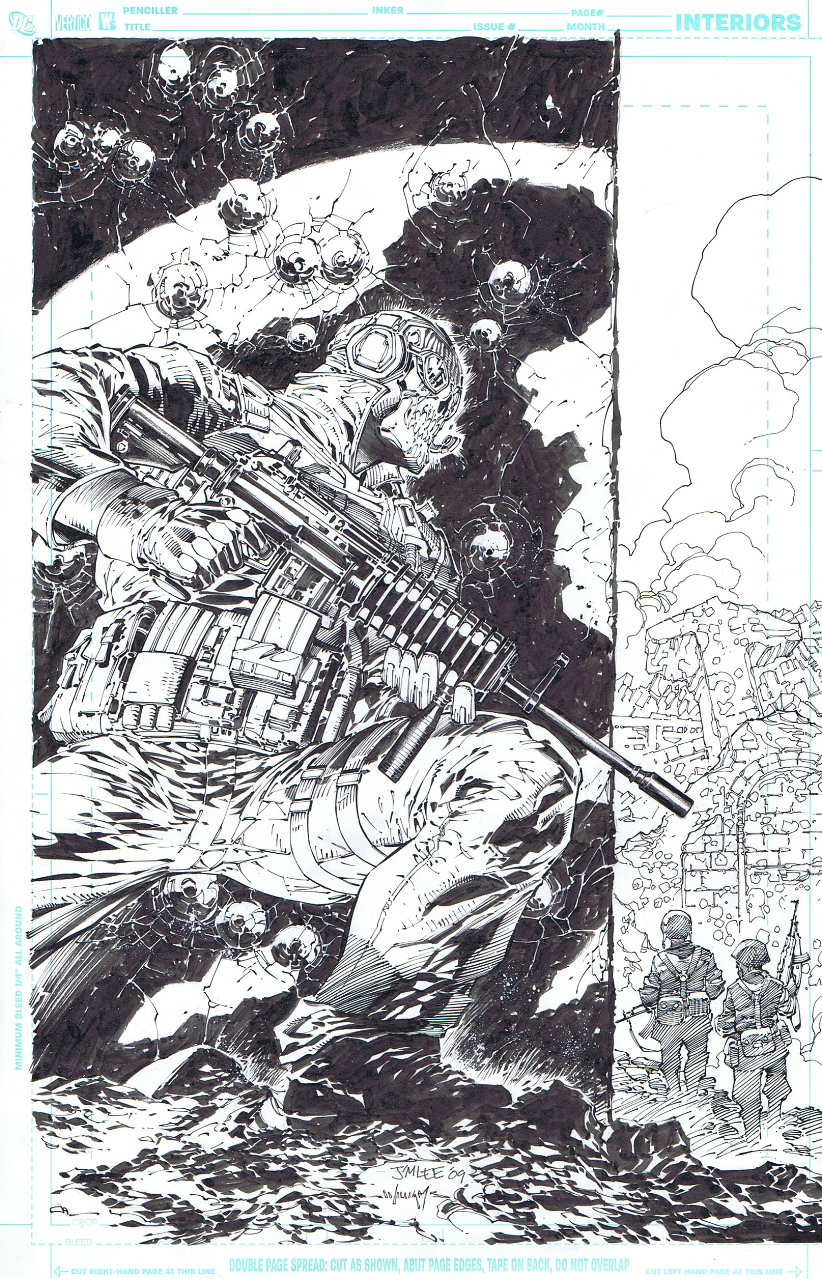 COD inks over Jim Lee