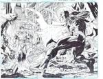 JL 2 Jim Lee Scott Williams by INKIST