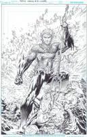 JL 4 Jim Lee Scott Williams by INKIST