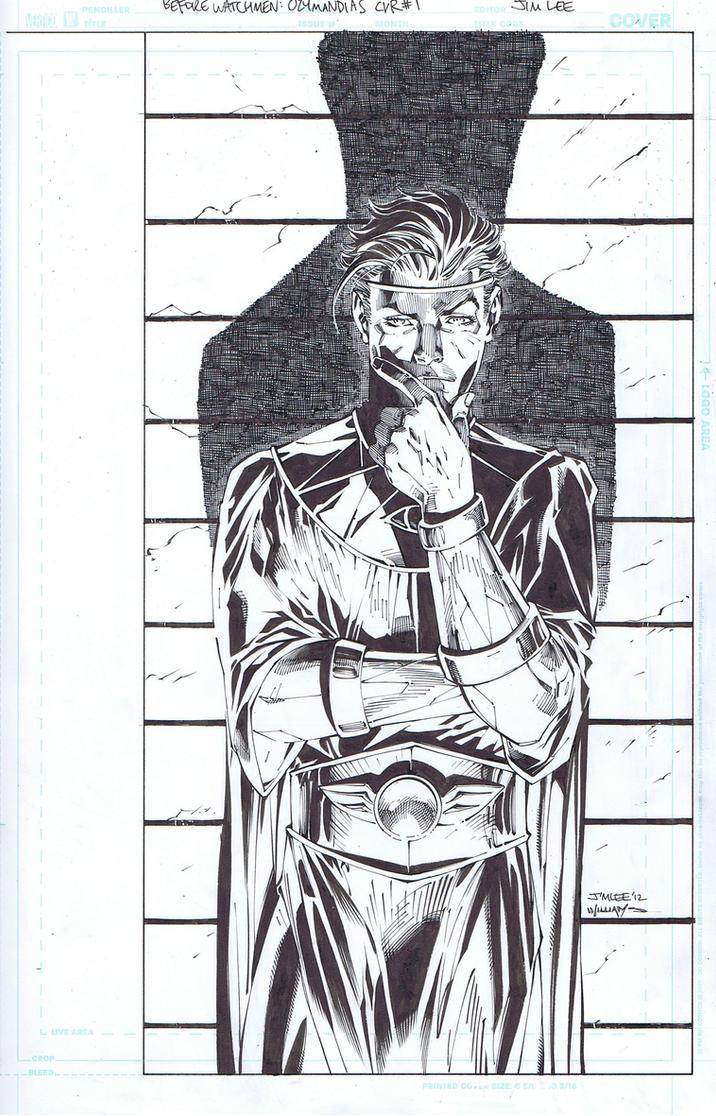Before Watchmen Ozymandius by INKIST